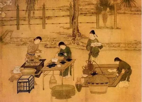 东方生活美学 | 中华点茶道宋代