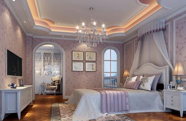 三层欧式豪华别墅装修设计效果图