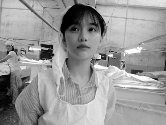 """纺织厂女工""""小艾"""""""