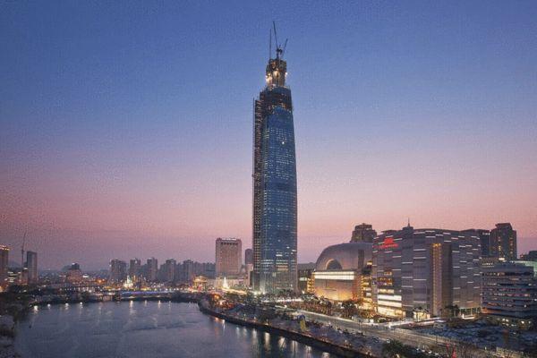 韩国新兴节目拍摄基地—乐天世界购物城
