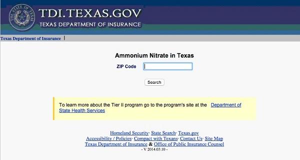 能够查问德州硝酸铵储备所在的数值库