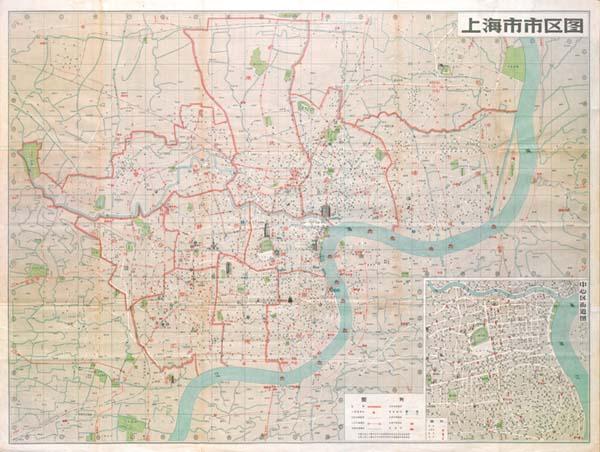 地图现172年历史记忆