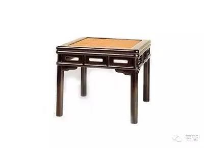 传统工艺   图说明代红木家具经典