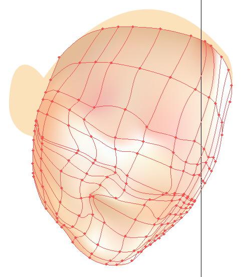 AI教程 AI写实人物绘画 网格运用篇