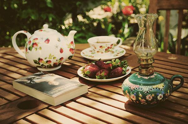 揭开英式下午茶的神秘面纱,真相竟然是.图片