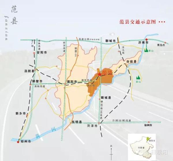 新乡到山东海阳市地图
