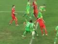 中超视频-萨利霍维奇送助攻 王刚胸部停球劲射遭扑