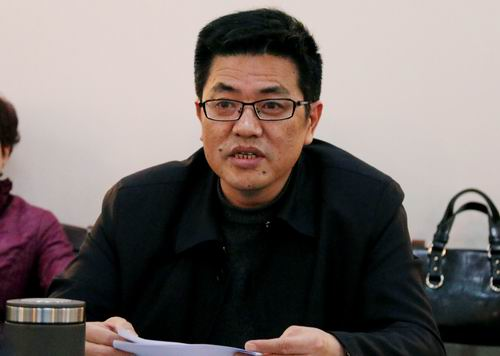 临湘市检察院检察长刘群林