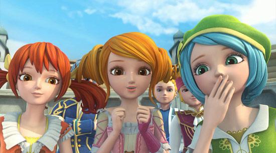 星学院 开启魔法美少女新时代