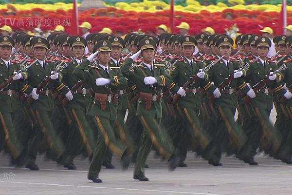 阅兵仪式_盘点十个国家的阅兵仪式:你最点赞哪个国家?