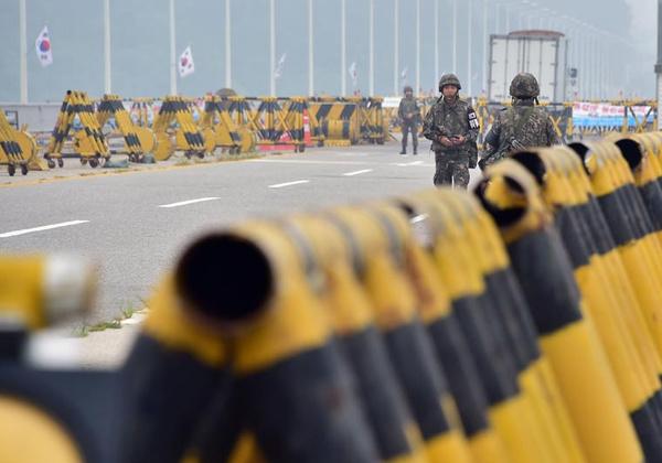 最头条:朝韩互相开炮难道要打仗?