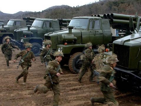 朝韩互相开炮 挑衅味十足
