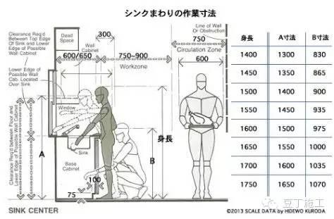 人体模特露逼囹�a_宜居丨家装应考虑这些人体工程尺寸