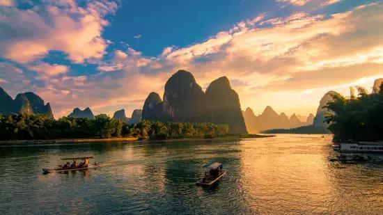 国内最美的的23个地方,风景如画图片