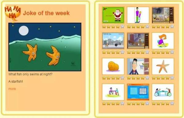 孩子喜好玩游戏,上这12个进修英文的游戏网站玩吧(责编保举:高中数学zsjyx.com)