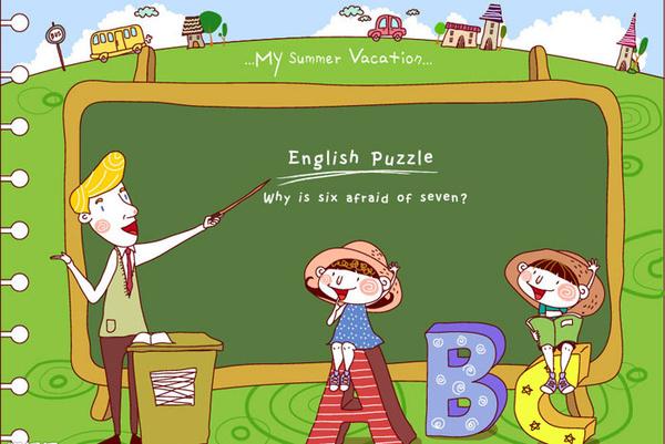 培养孩子英语学习不好|a孩子英语兴趣搞笑图片睡姿的图片