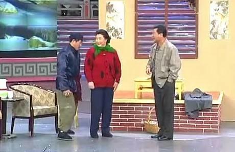 案例:赵本山小品《拜年》 下面我们来看一下赵本山,范伟,高秀敏主演图片