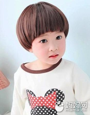 儿童发型设计_发型设计图片