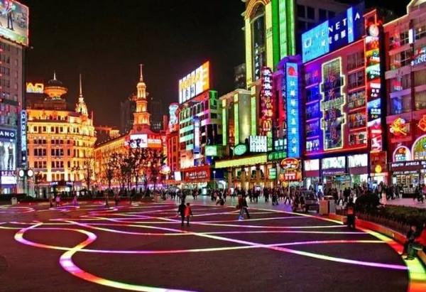 南京步行街-10大坑爹旅游景点排行榜 魔都上榜图片