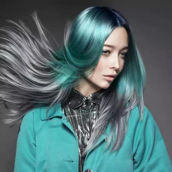 发型的颜色颜色属鼠的适合什么艺术的头发图片