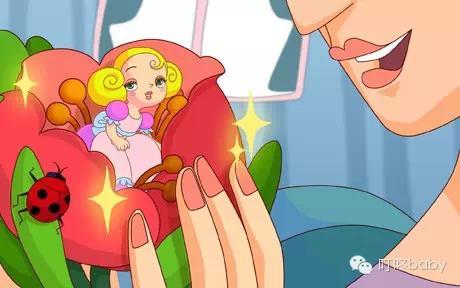 【叮咚故事会】安徒生童话故事——拇指姑娘图片