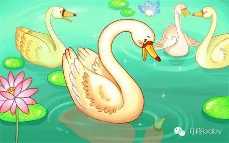 【叮咚故事会】安徒生童话故事--丑小鸭