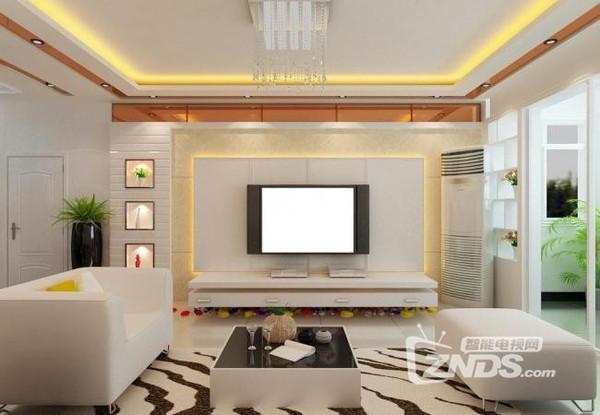 播电视�_【当贝市场】电视机挂墙好还是放电视柜好?