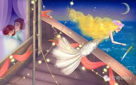 【叮咚故事会】安徒生童话故事——海的女儿图片