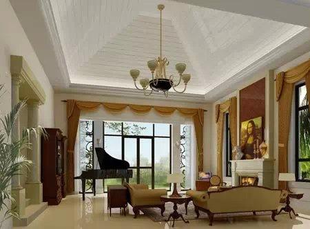 客厅装修效果图,喜欢吗?