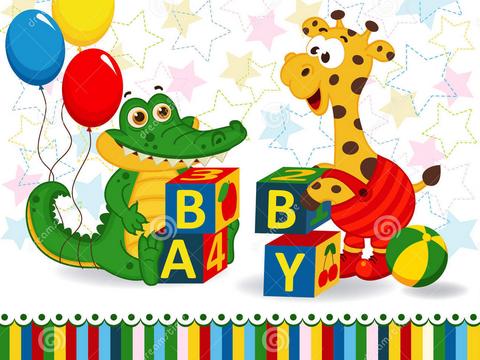 鳄鱼和长颈鹿的婚姻 -深奥的道理居然是儿童绘本图片