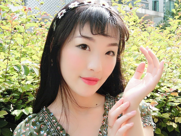 【佳佳】初秋高端护手护肤全面呵护,甜美森女妆图片