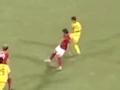 视频-高拉特戏耍对手 复制冰王子背身人球分过