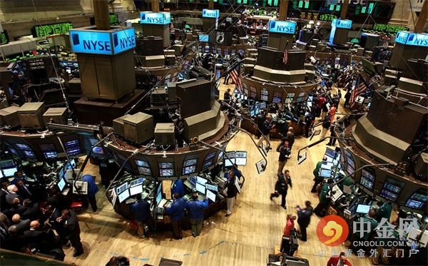 中国降息降准 美股大幅反弹
