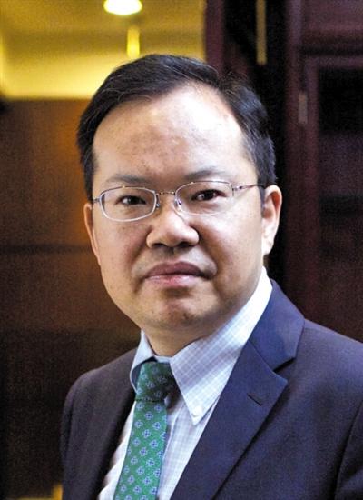 兴业银行首席经济学家鲁政委。