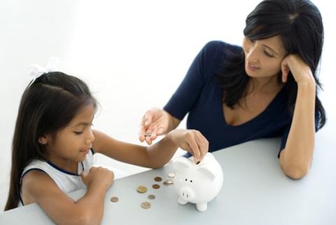 初为人母时,理财应为子女投资