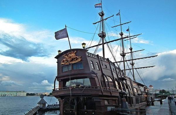 加勒比海盗的船可以这样玩!80%影迷都不知道!
