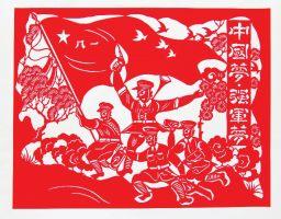 1975年出生的杨毅,是山西省工艺美术大师,省级非物质文化遗产代表图片