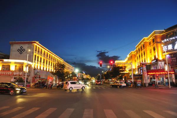 拉萨北京路.