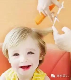宝宝 左右/调查显示,在外理发后80%左右的婴童出现不适,包括红斑、瘙痒...