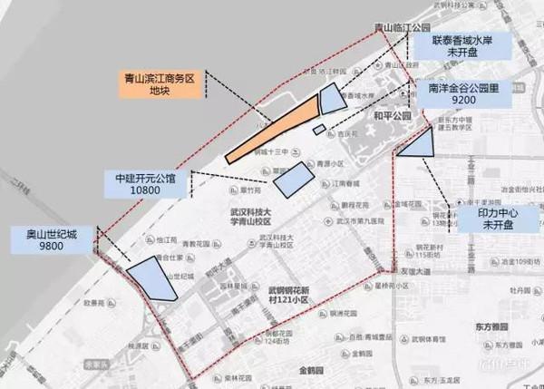 在武汉各城区中,青山区商业发展步伐一直较为缓慢,目前青山区共有图片
