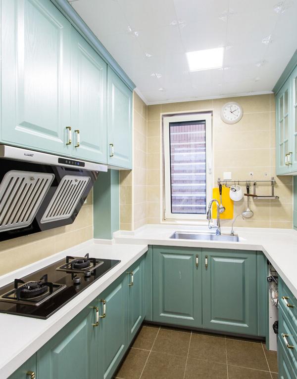 丰乐宜家88平两室两厅装修效果图-厨房