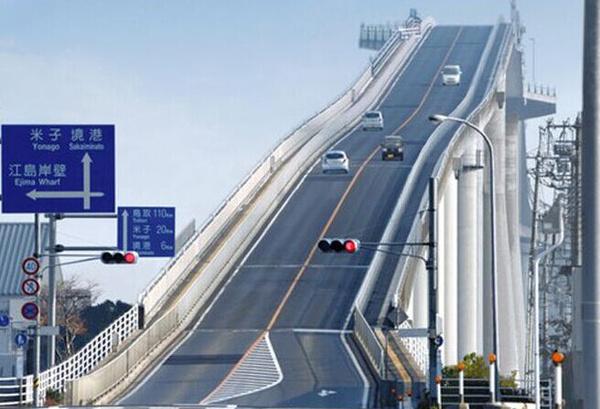 匪夷所思的世界奇葩怪桥