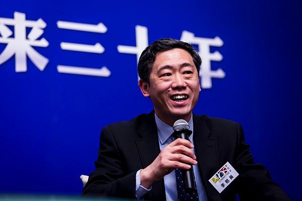 李稻葵表示,中国推出小型经济刺激计划的可能性很大。CFP 资料