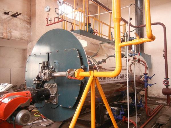 1吨 2吨 4吨燃气锅炉价格配件清单