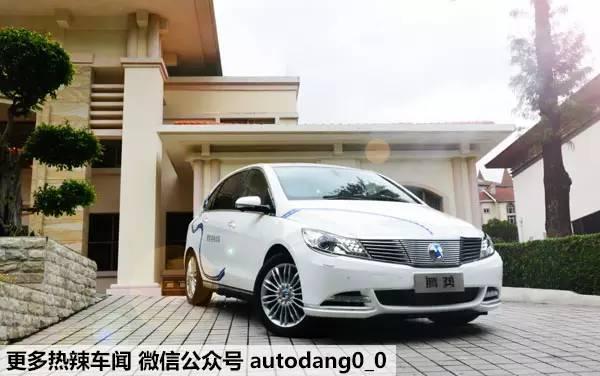 纯电动车很IN AutoDang原创试驾腾势
