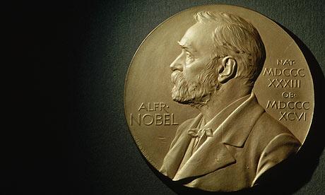 倒计时 2015年诺贝尔奖10月5日起陆续揭晓
