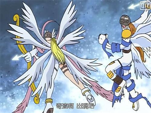 国外女人和兽相交_光子郎分析预言,得出天使兽和天女兽应向阿和与太一射箭的结论.