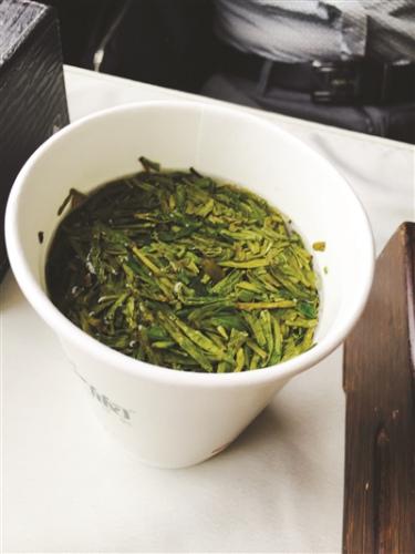 价值88元一杯的茶。宋南飞 摄