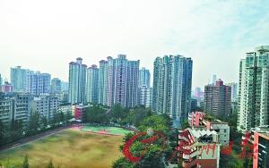五羊新城一帶因學位不錯,且靠近珠江新城,樓價穩步上升。