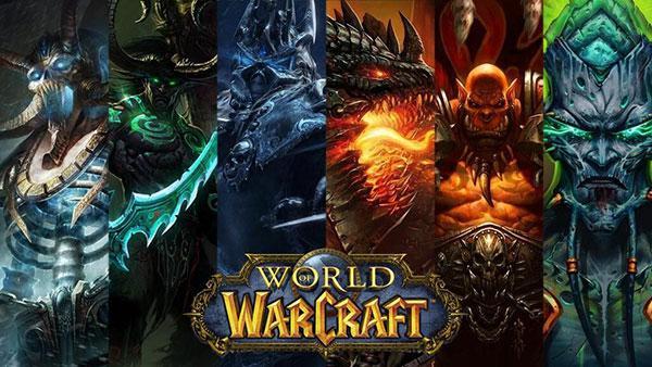 《魔兽世界》历代资料片标志性角色